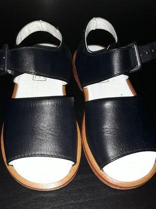 sandalias niña 27