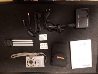Camara digital PENTAX OPTIO y accesorios