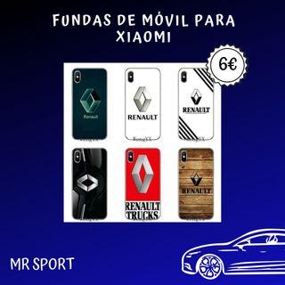 Funda de Móvil Renault