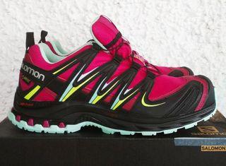 Zapatillas deportivas Salomón 40'5