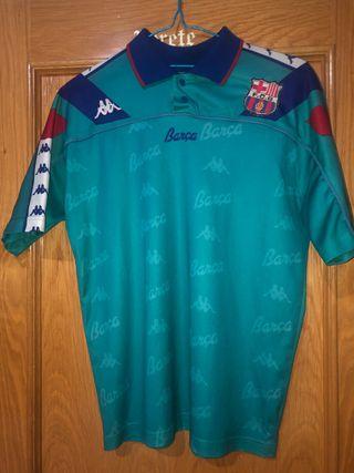 Camiseta Fc barcelona kappa año 92/93