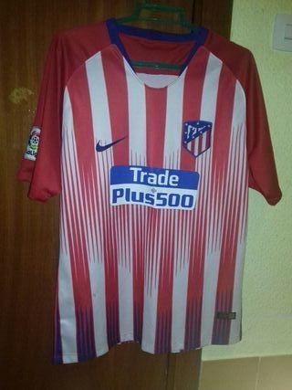 Camiseta Atletico de Madrid Temporada 19/20 Orig.