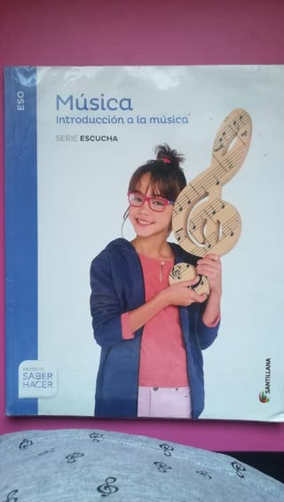 Libro música ESO