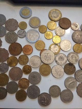 Monedas del mundo - Cambio