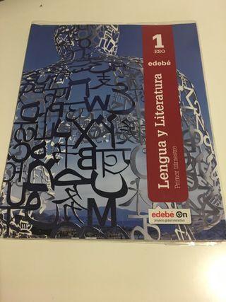 Libros de lengua y literatura 1 ESO