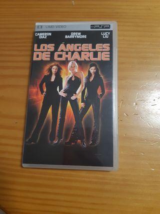 Película 'Los Ángeles de Charlie' PSP