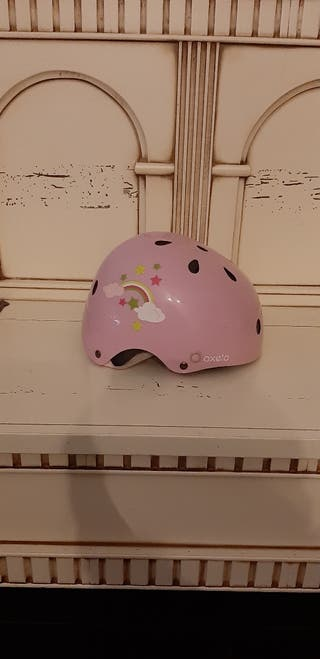 Casco niña decathlon