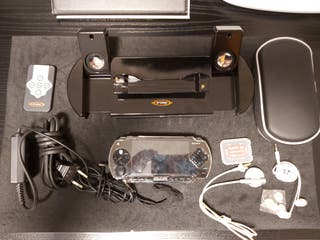 PSP y accesorios