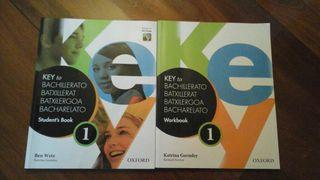 Libros inglés 1° Bachillerato