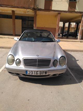 Mercedes-Benz CLK 2001