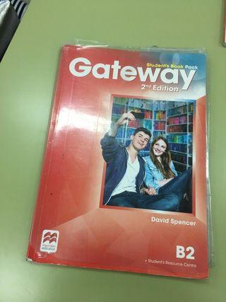 Libro de Inglés Gateway B2