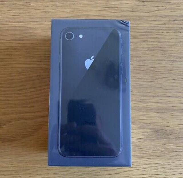 iPhone 8 Space Grey 64GB sealed