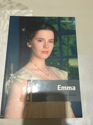 "Libro ingles ""Emma"""