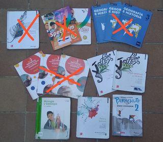 libros de texto 3º ESO