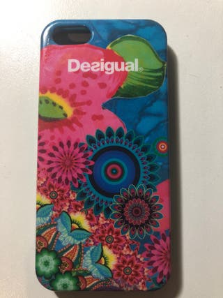 Funda iPhone 5 desigual