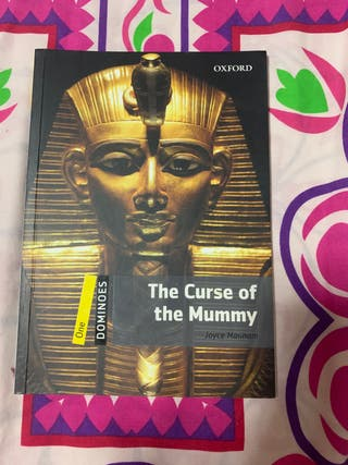 Libro THE CURSE OF THE MUMMY, oxford