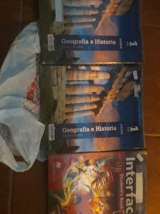 libros de texto de 1 ESO