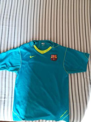 camiseta F. C. BARCELONA