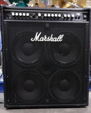 Amplificador de bajo Marshall 4410