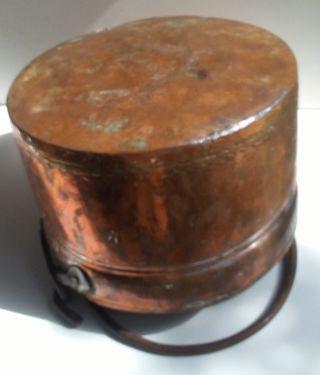 Caldero cobre