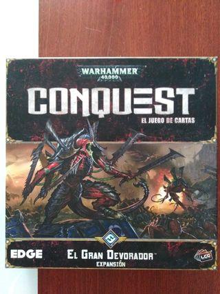 Warhammer 40k expansion conquest