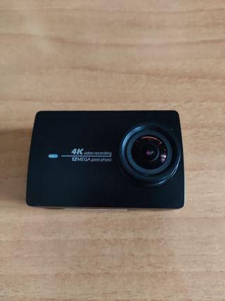 Xiaomi yi cam 4k + accesorios