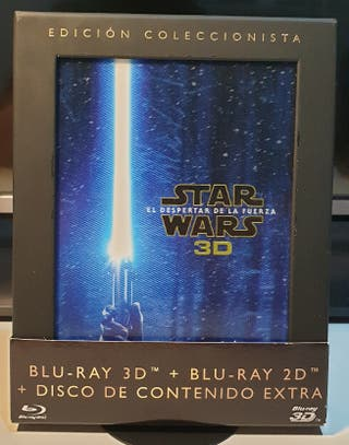 Blu-Ray Star Wars
