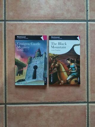 libros de lectura inglés Richmond