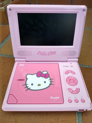 Reproductor DVD Hello kitty