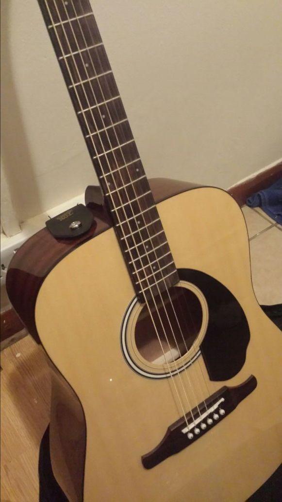 Guitar Fender Acustic New