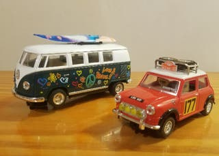 VW Camper T1 Surf, Rally F1, Pick Up 1962