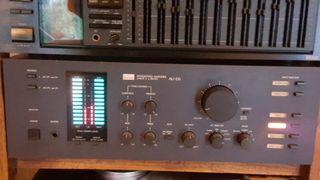 Amplificador Sansui AU- D5
