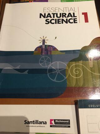Libros 1 de ESO