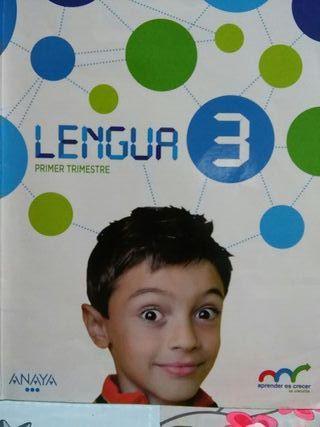 Libros de 3 de primaria