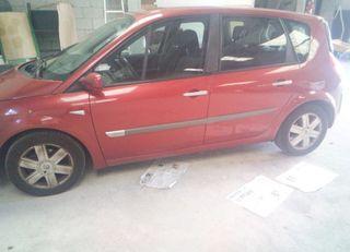 Renault Scenic 2005 diesel buen estado