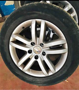 Llantas 18 Audi Q7,tuareg,cayenne