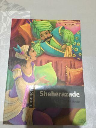 "Libro ingles ""Sheherazade"""