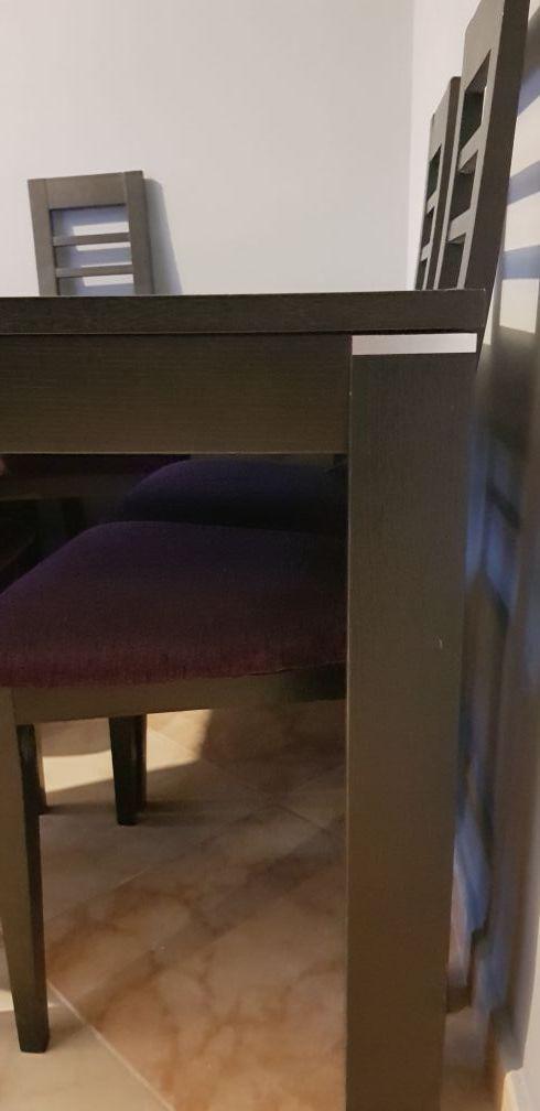 Mesa salón comedor con sillas