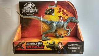 Velociraptor Blue - Jurassic World Mattel