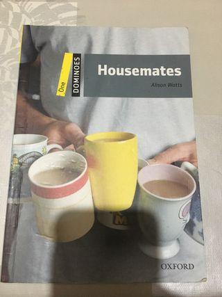 "Libro ingles ""Housemates"""