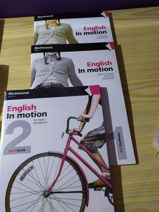 Libros Nuevos Inglés y Francés