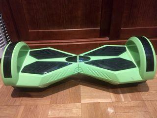 "Hoverboard patin electrico 8"" con Bluetooth"