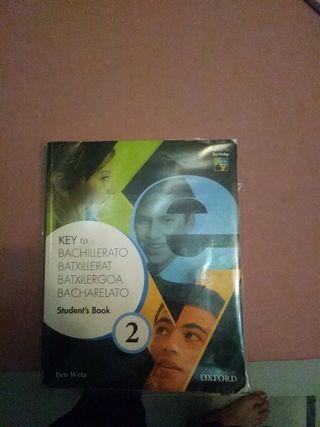 ingles student's book 2 bachillerato oxford