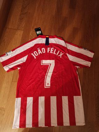 camiseta Atlético de Madrid nueva
