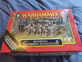 Esqueletos Warhammer Fantasy Pintados