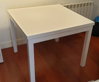 Mesa cocina/comedor extensible