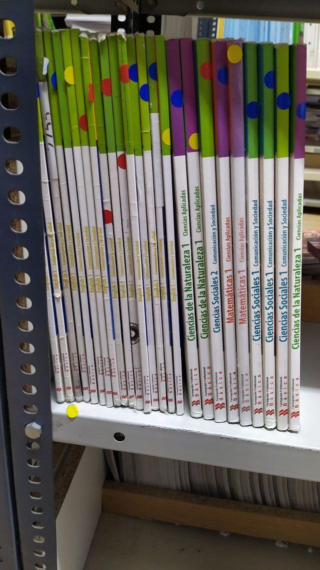 Libros de Formación Profesional.