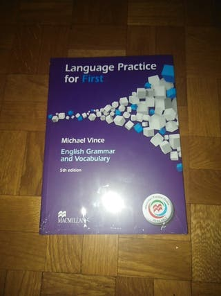 Language Practice For First Libro Ingles