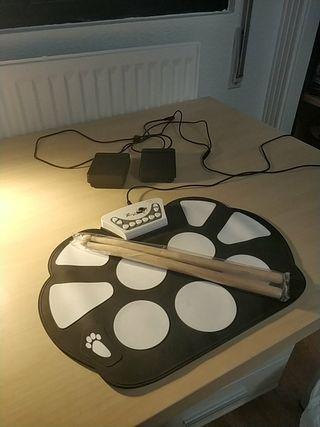 Batería electrónica Drum Pad