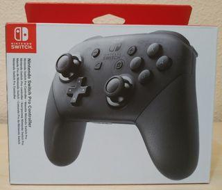 Caja Mando Pro (Nintendo Switch)